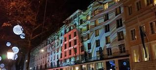 Muenchen: Silvester im Hotel Bayerischer Hof