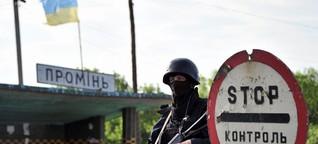 Störfeuer vor den Wahlen | DW | 19.05.2014