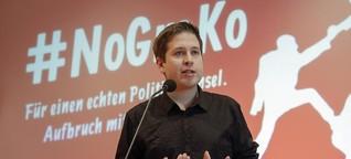 Kühnert und Co: Die jungen Wilden bei den Parteien | DW | 19.01.2018