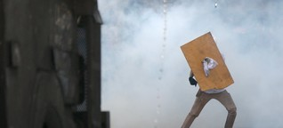 """Chile: """"Piñera, hör zu, geh zur Hölle"""""""