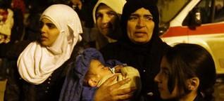 Syrien: NGOs stoppen Arbeit mit UN | DW | 11.09.2016