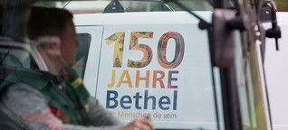 150 Jahre Bethel: Ein Dorf für Hilfsbedürftige | DW | 06.11.2017