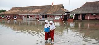 Indonesien, ein Land versinkt | DW | 12.03.2018