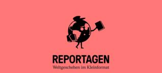 REPORTAGEN live: Daniela Schröder @ Gudberg Nerger