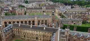 Brexit-Folgen: Wie die Eliteuni Cambridge jetzt schon leidet