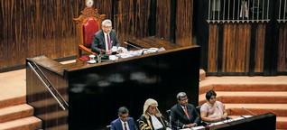 Sri Lanka: Furcht vor der Vergangenheit