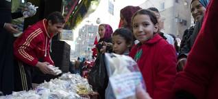 Geben und Nehmen in den Religionen: Islam - Großzügigkeit - die Tugend des Propheten