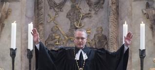 Der Bischof aus der Burschenschaft