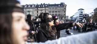 Gruppenvergewaltigungen in Deutschland - Keine Einzelfälle