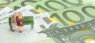 Umstrittene Rentenpläne der Bundesregierung | Plusminus