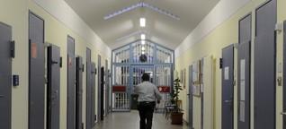 Psychotherapie hinter Gittern