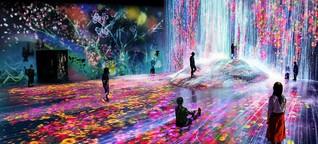 Spektakuläre Ausstellung aus Tokio kommt in die HafenCity