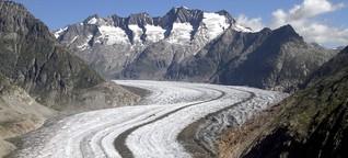 """Gefährliche Eisschmelze: """"Bis zu 600 neue Gletscherseen"""""""