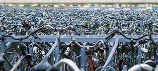 Erstes Fahrradparkhaus für Hamburg   FINK.HAMBURG