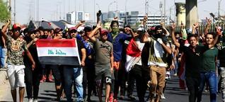 Proteste im Irak: Al-Sistani stützt den Aufstand
