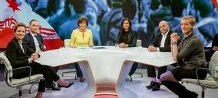 Maybrit Illner: Wie steht Heiko Maas zu den Verbrechen des Iran? - WELT