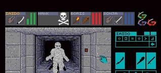 Legendäre Rollenspielreihen: Dungeon Master (PC Games)