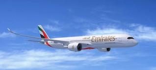 Hamburg jubelt: Airbus: Flugzeug-Bestellungen in Milliarden-Höhe
