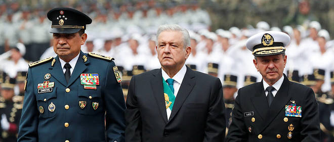 Mexico's recentralisation of power