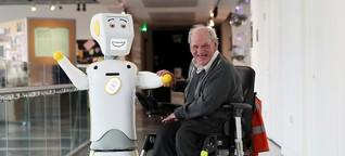 Was können, was sollen Roboter in der Pflege leisten?