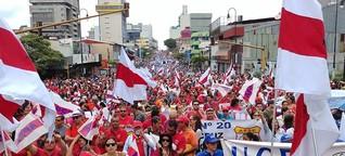 Costa Rica: Parlament stimmt für Einschränkung des Streikrechts