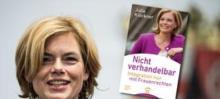 Frau Klöckner, warum vergleichen Sie Migranten mit Wein?