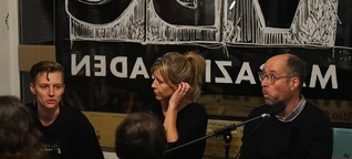 REPORTAGEN live: Daniela Schröder @ ABC-Magazin-Laden