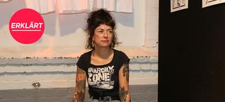 """Feministische Tattoo-Messe: """"Ich dachte, ich bin nicht so cool wie die Jungs"""""""