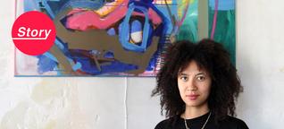 Hautfarbe? Knallbunt - So wehrt sich Joséphine mit Kunst gegen Alltagsrassismus