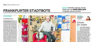 MOZ-Ehrung: Mit Pauken und Trompeten zum Frankfurter 2019 gewählt