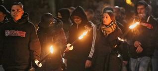 Rechtsextremismus: Neonazis verbreiten Opfermythos
