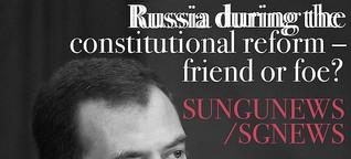 Verfassungsreform in Russland – Freund oder Feind?