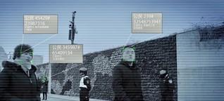 Darum betrifft digitale Gesichtserkennung uns alle