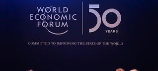 Weltwirtschaftsforum in Davos: Konzerne als Klimaretter?