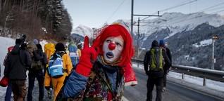 Weltwirtschaftsforum beginnt: Warum alle nach Davos wollen