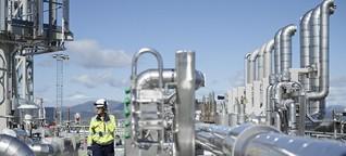CO2-Entsorgung im Untergrund - Zurück in die Tiefe