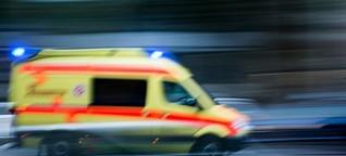 Rettungsdienste in NRW