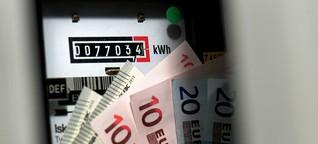 Strompreise steigen - Kunden bleiben | Plusminus