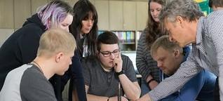 Imagefilm: Ausbildung - Technisches Produktdesign im Diakovere Annastift Berufsbildungswerk