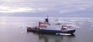 Risiko: Öl und Gas aus der Arktis | W wie Wissen