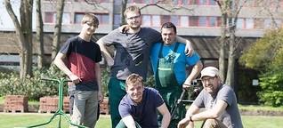 Imagefilm: Ausbildung - Garten- und Landschaftsbau im Diakovere Annastift Berufsbildungswerk