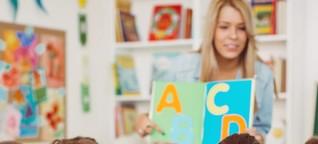 Moderne Sprachförderung: Wie Kinder in der Kita Sprache lernen