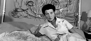 Peggy Guggenheim - Die Frau, die nicht nur Kunst sammelte