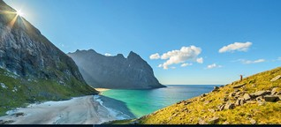 Lofoten: Nordische Naturspiele