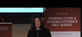 """""""Erfindungen funktionieren nicht"""": """"Stuttgarter Zeitung""""-Reporterin Katja Bauer"""