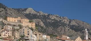 Korsika: Raues Kurvenwunder