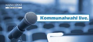 Live aus Laudenbach: Das Duell der Karlstadter Bürgermeisterkandidaten