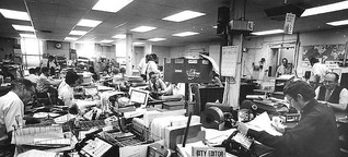 EDITORIAL: Total chaos in the newsroom and home studio, weighing goods and bads