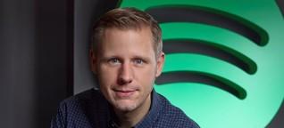 Spotify-Chef verrät: Mit dieser Strategie will sich Spotify gegen Apple durchsetzen - WELT