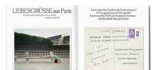 SZ-Magazin: Liebesgrüsse aus Paris